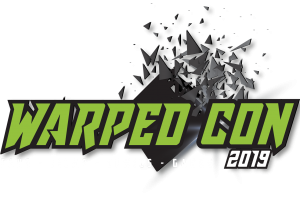 Large Warped Con logo