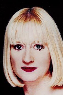 Hattie Hayridge headshot image