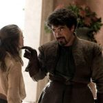 Snippet from Game of Thrones with Miltos teaching his student