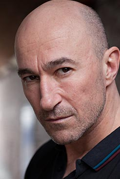 Ross Mullan headshot image