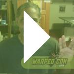 Ross Mullan WarpedCon Video