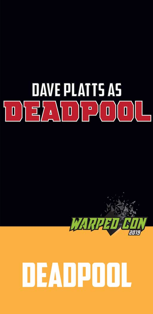 David Platts as Deadpool carousel image