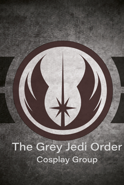 Grey Jedi order logo