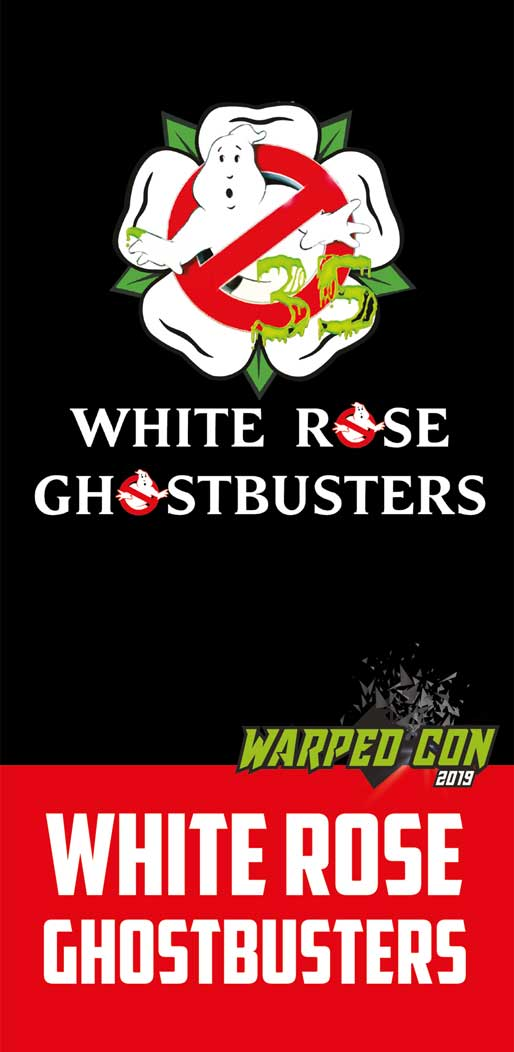 White Rose Ghostbusters carousel image