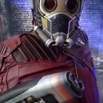 Central Legion Star Lord cosplayer