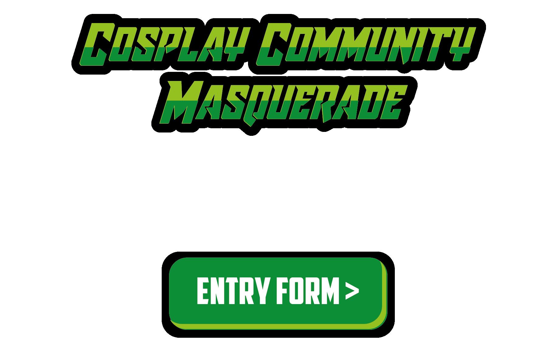 Cosplay community logo