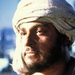 John Rhys-Davies in character from Raiders