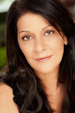 Marina Sirtis guest headshot image