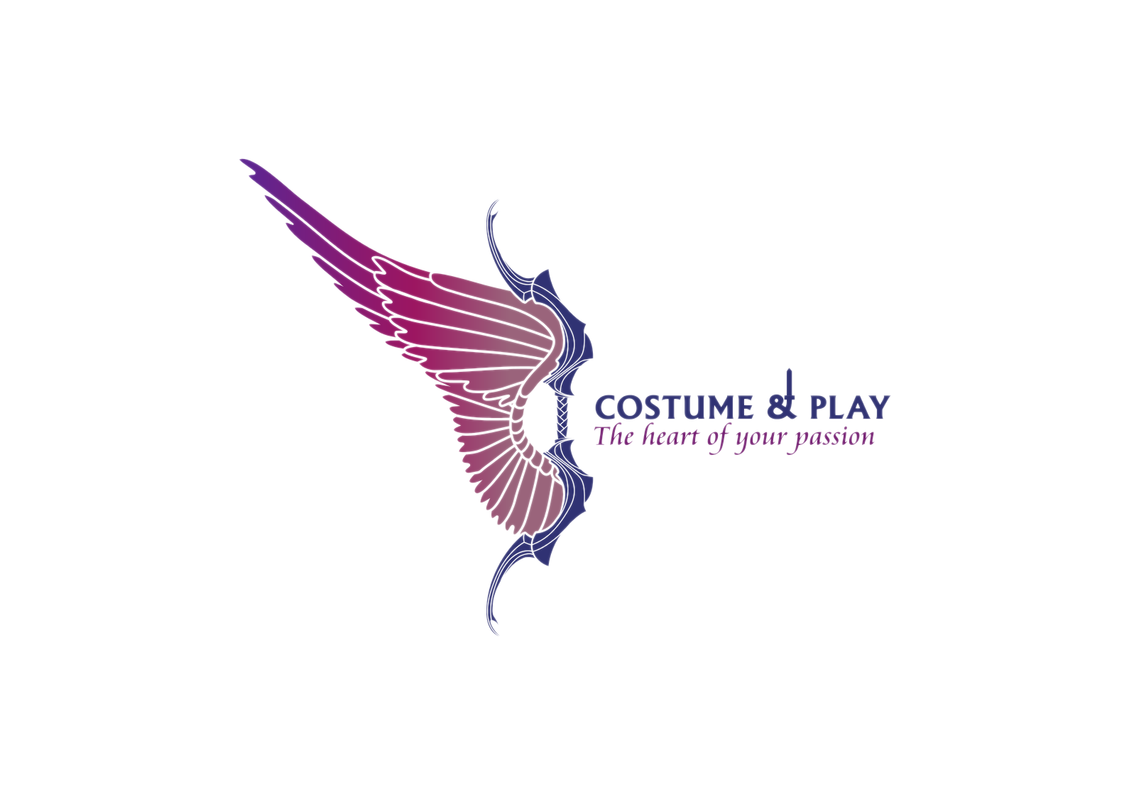 costume and play logo