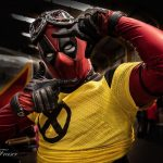 X-men trainee deadpool
