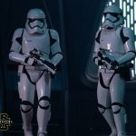 Image of stromtroopers from the force awakens