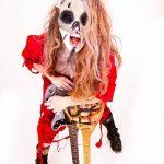 Katawa cosplay freaky musician