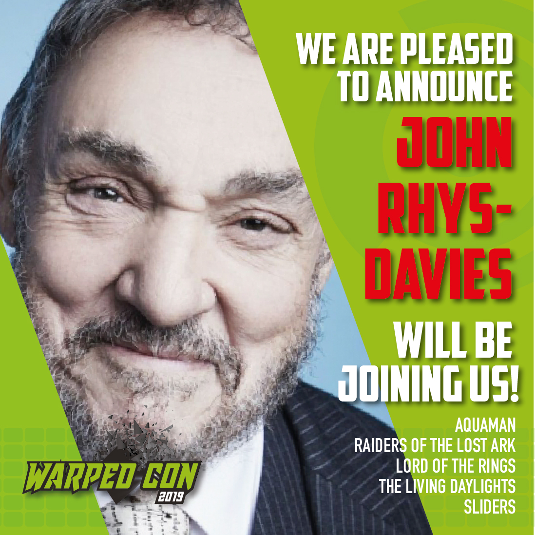 John Rhys-Davies guest image in green squared