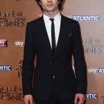 Toby Sebastian at premier of Game of Thrones Series 5