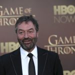 """Actor Ian Beattie arrives for the season premiere of HBO's """"Game of Thrones"""" in San Francisco"""